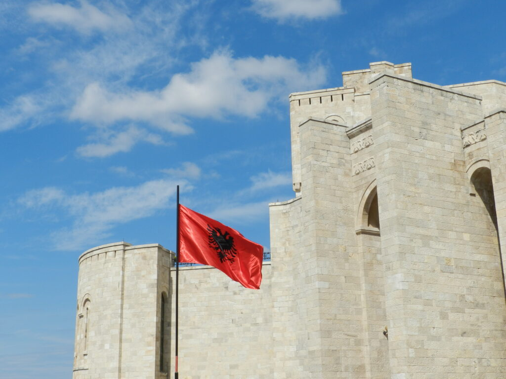 Castelul din Kruje, Muzeul Skanderberg