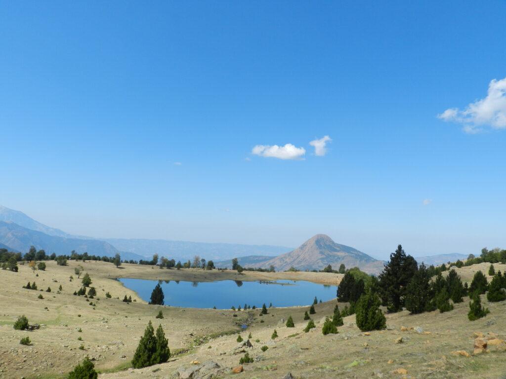 Lacul Negru, Valamara