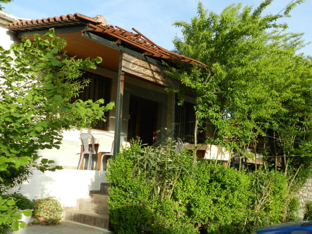 Taverna Oxhaku, Andon Poci