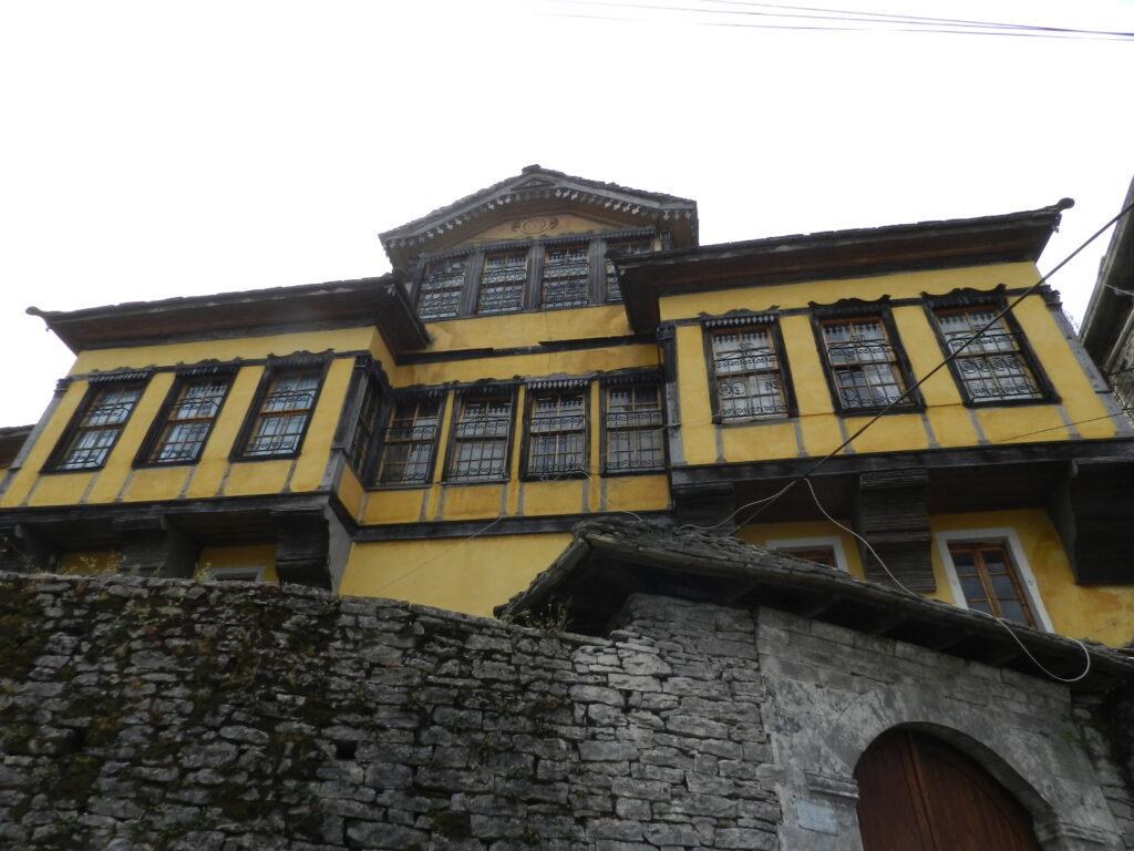 Casa familiei Fico, Gjirokaster