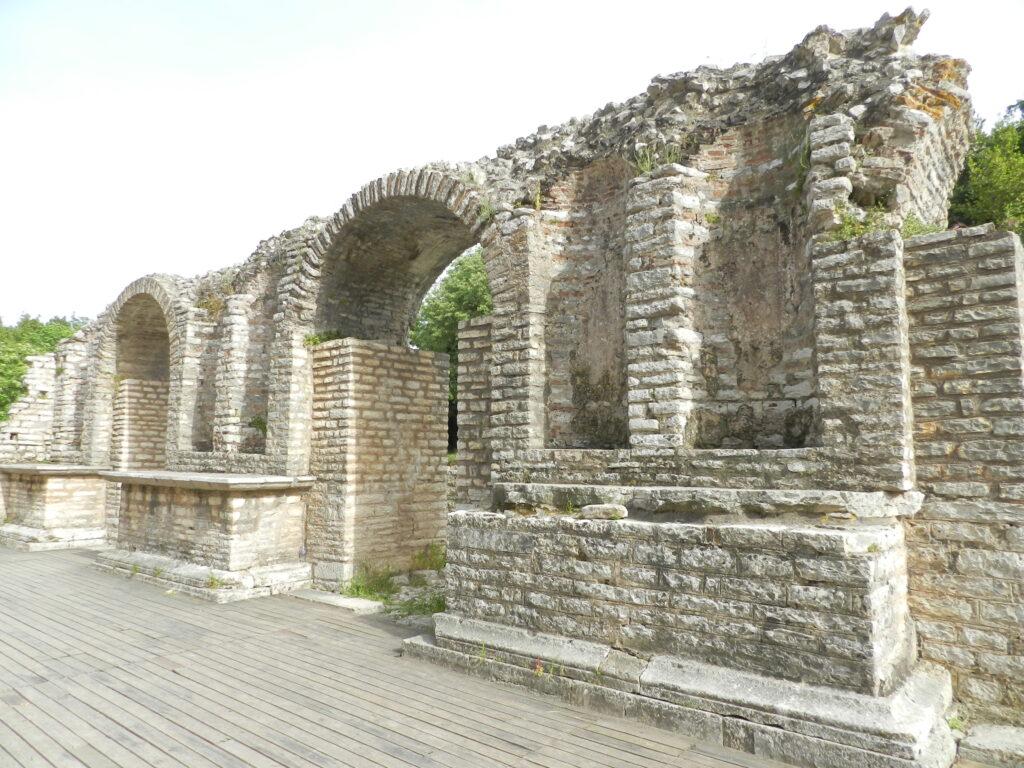 Colonia romană de la Butrint