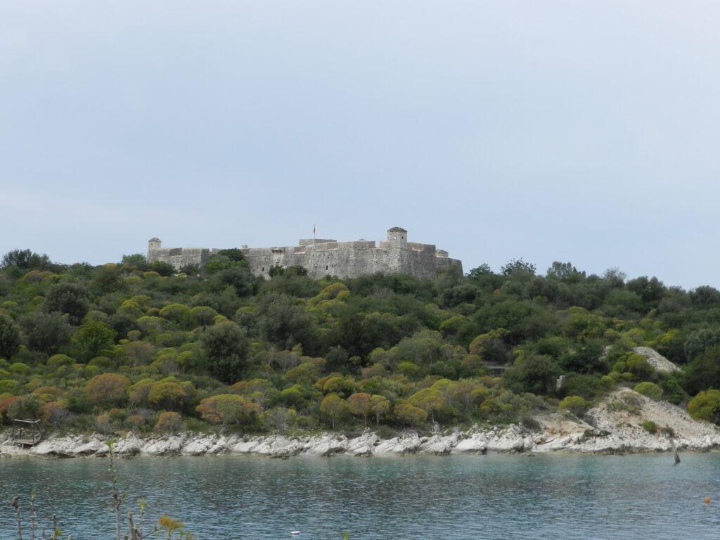 Palatul lui Ali Pașa din Porto Palermo