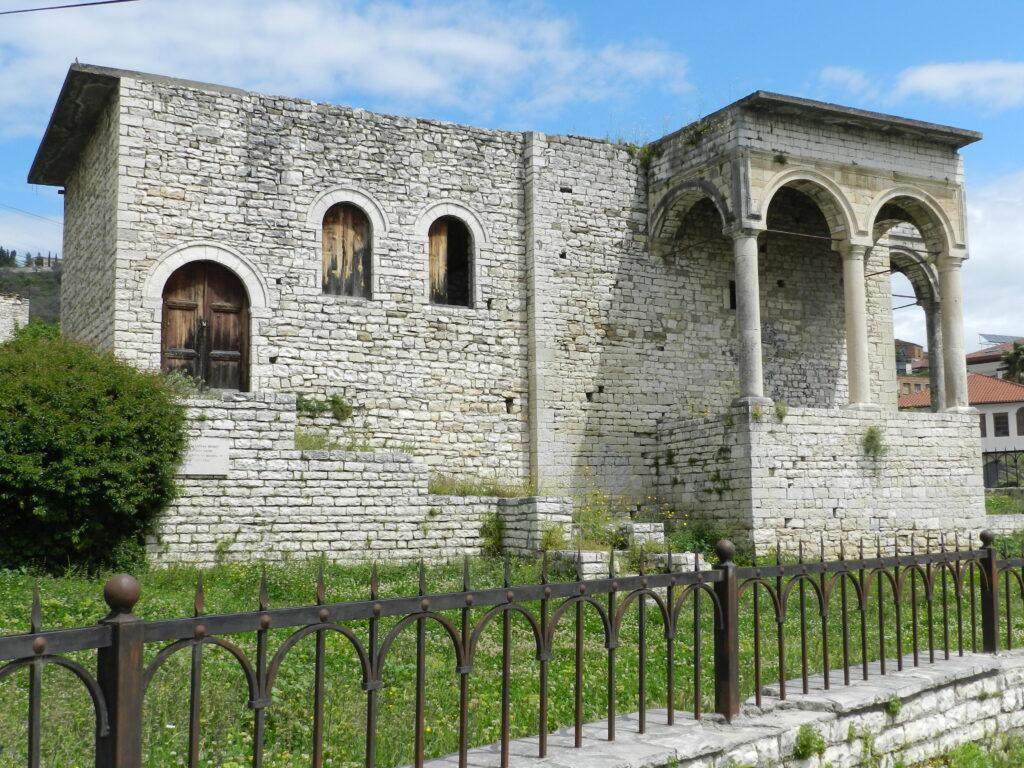 Berat, Palatul lui Ali Pașa